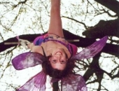 Felicity Fairy on Trapeze