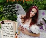 Felicity Fairy at the Glastobury Faery Fayre