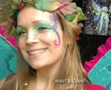 Willow Fairy helps out at the Avalon Spring Faery Ball