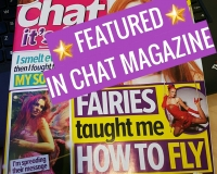 Featured in Chat Magazine