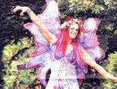 Felicity Fairy at Groombridge Place, Tunbridge Wells.