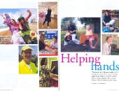 'Helping Hands' in Sussex Life Magazine