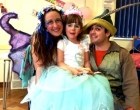 Shimmer Lilly and Twindle with Ilsha turning 5