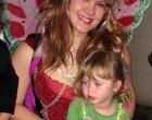 Luna Fairy with Scarlett Brownn turning 3