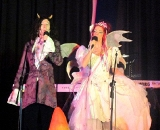 Hosting the Faery Ball, May 2011