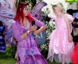 The Children's Fashion Show at 3 wishes Festival