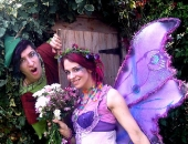 Felicity Fairy and Muddlehead the PIxie