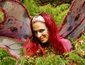 Felicity Fairy looks mischevious!